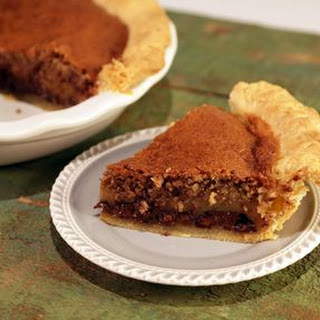 Chocolate Pecan Pie MARIO BATALI.