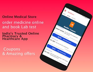 Online Pharmacy Netmeds Medlife 1mg PharmEasy App Download For Android 8