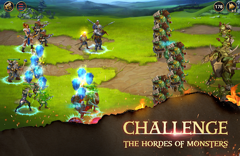 Chaos Lords Tactical RPG-mobile legendary PvE game 4