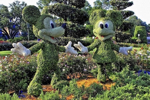 Mickey & Minnie di GVatterioni