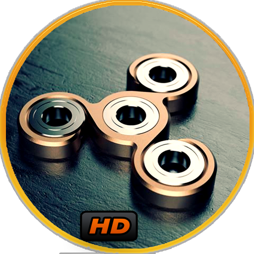 Wallpaper Hand Spinners HD