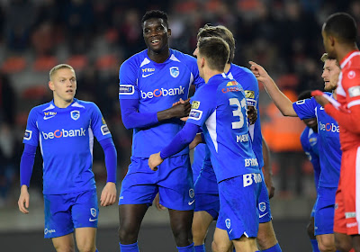 Plus de test positif au Racing Genk