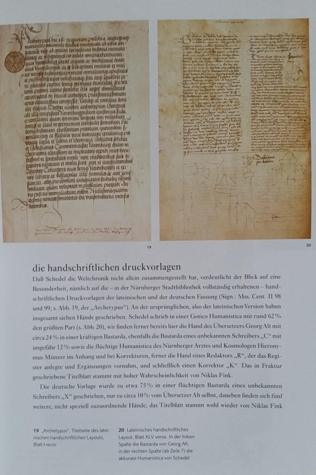 Hartmann Schedel - Weltchronik 1493
