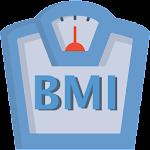 BMI Calculator & Health Tips Icon