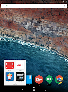 Blur - A Launcher Replacement Screenshot 13