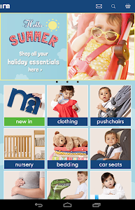 Mothercare screenshot 6