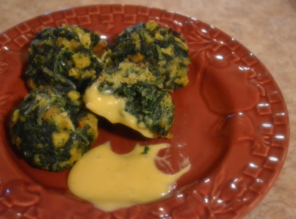 Serve with honey mustard dressing on the side for dipping.  You should have...