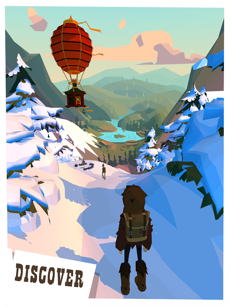 The Trail Screenshot 12