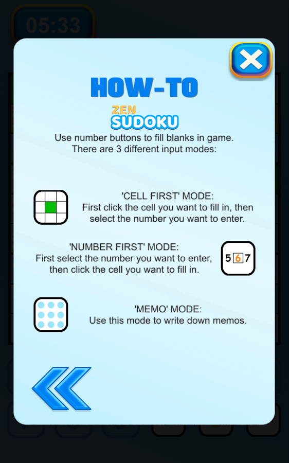 Zen Sudoku Game - 9x9 Puzzles Free- screenshot