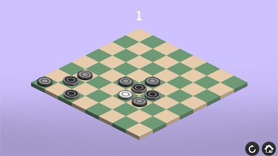 Isometric Checkers- screenshot thumbnail