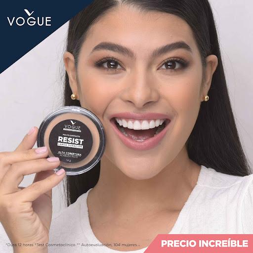 Polvo Compacto Vogue Resist Natural 14g