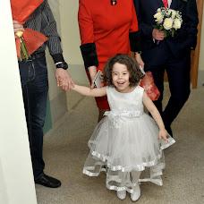 Wedding photographer Vladimir Andreychishen (Vladimir777). Photo of 21.11.2016