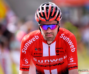 A trois semaines du Tour, Tom Dumoulin est passé sur le billard