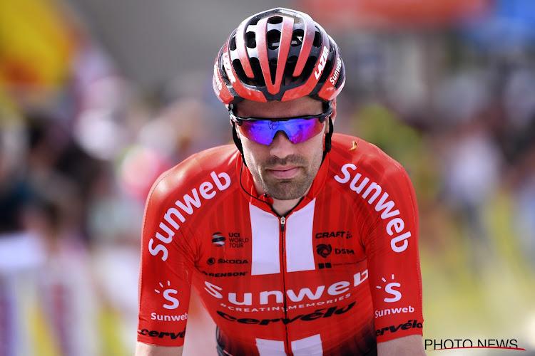 """Tom Dumoulin past voor het slotweekend in de Dauphiné: """"Irritatie kwam terug"""""""