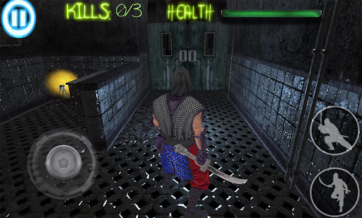 Ninja: Killer Zombie Hospital