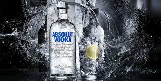 Logo for Absolut Vodka