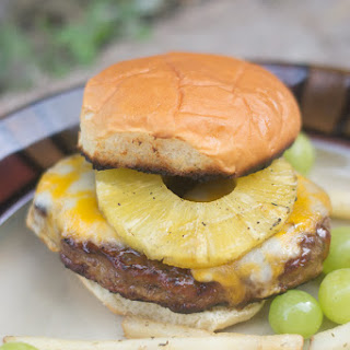 Easy Hawaiian Burger