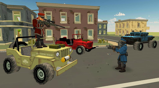StrikeFortressBox: Battle Royale  screenshots 6