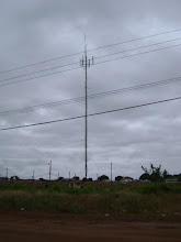 Photo: Antena de cellular tem, mas o nosso nao pega