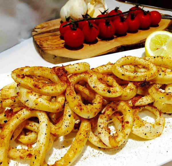 Spicy Calamari Recipe
