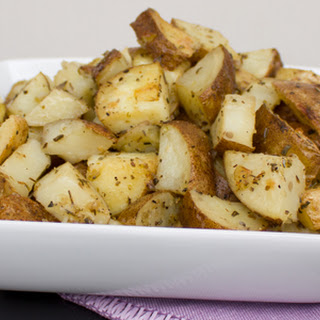 Lemon Roasted Potatoes - Greek Style