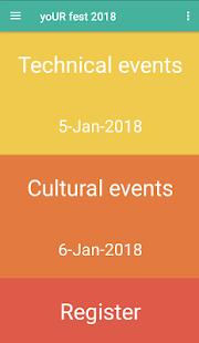 yoUR Fest 2018 - náhled