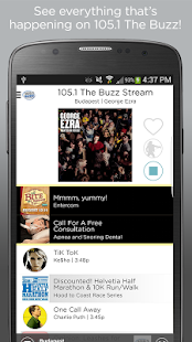 105.1 The Buzz- screenshot thumbnail