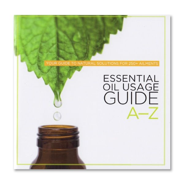 Essential Oils Usage Guide A-Z