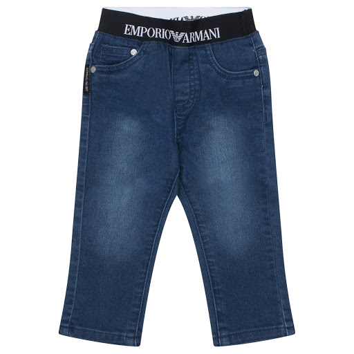 Thumbnail images of Emporio Armani Baby Boy Jeans
