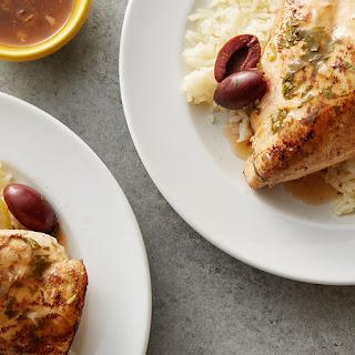 Slow-Cooker Lemon Chicken.