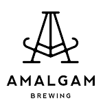 Logo for Amalgam Brewing
