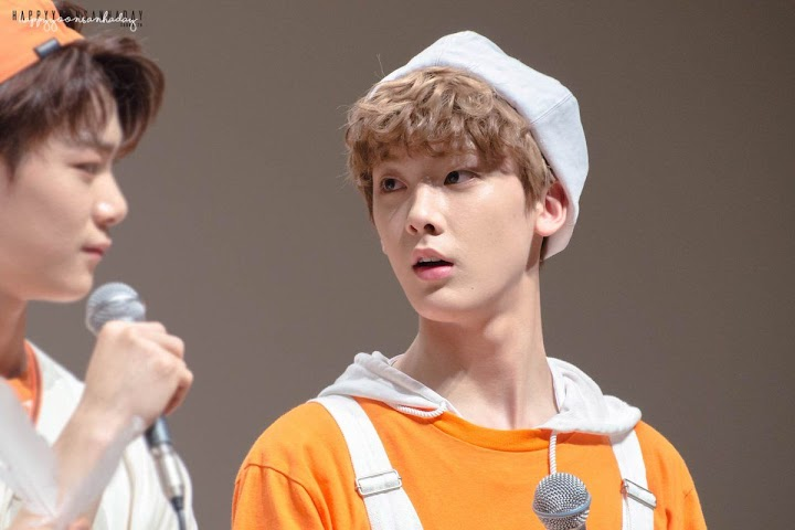 ASTRO Sanha Has Turned From Boy To Man Right Before Our Very