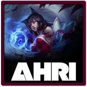 Ahri LoL Wallpapers