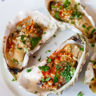 Baked Oyster Appetizers Recipes