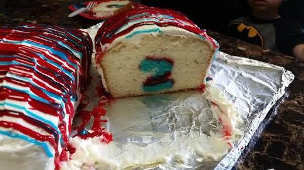 Zach's Birthday Cake Recipe