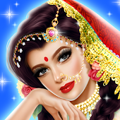Indian Wedding Girl Makeup