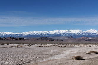 Photo: Sierra Nevada Mountains in the background