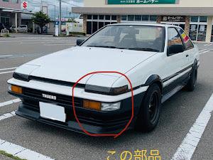 スプリンタートレノ AE86 昭和61年 GT-APEXのカスタム事例画像 kazustyleさんの2020年09月12日17:52の投稿