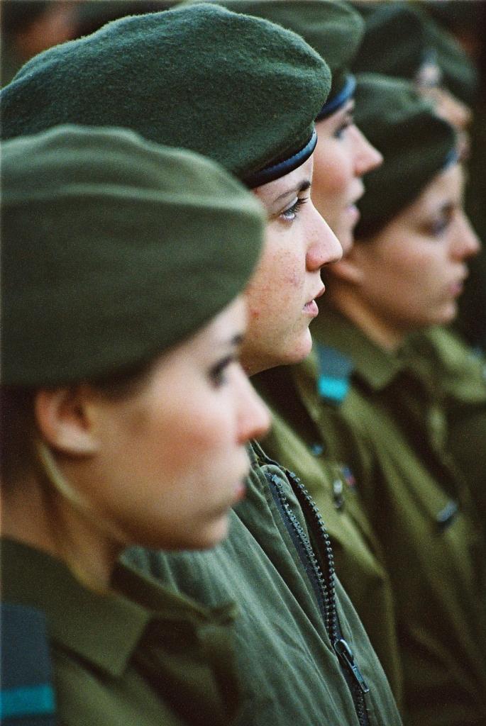 La soldatessa di paolo-spagg