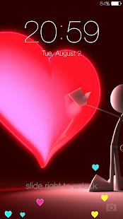 Love Lock Screen 2