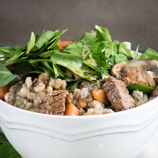 Quick Beef Barley Stew Recipes
