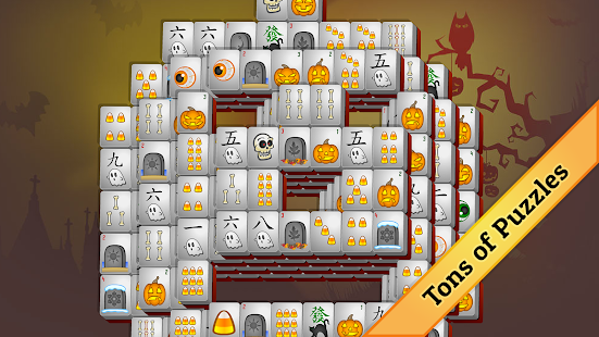 Halloween Mahjong - Android Apps on Google Play