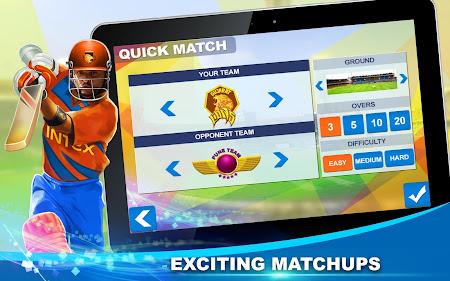 Gujarat Lions T20 Cricket Game 2.0.43 screenshot 1605609