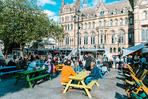 """""""A unique snapshot of these unprecedented times."""" Manchester International Festival 2021"""