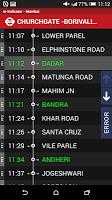 screenshot of Mumbai (Data) - m-Indicator
