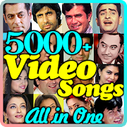 Indian Songs - Indian Video Songs - 5000+ Songs