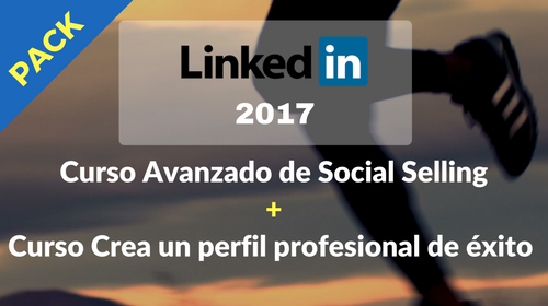 Curso pack tutorial Linkedin 2017 y Social Selling avanzado