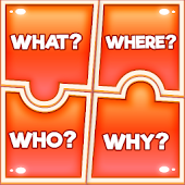 The 4Ws - What When Where Why Puzzle Game