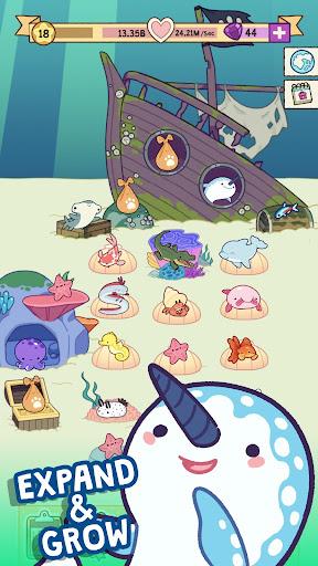 Merge Meadow - Meilleur jeu de fusion d'animaux  captures d'écran 2