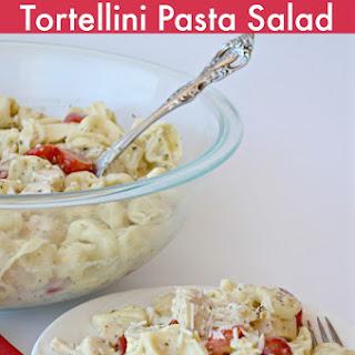 Tortellini Pasta Salad With Italian Dressing Recipes